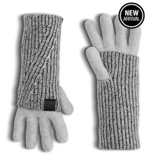 Unisex The North Face Cashmere Fold-Over Gloves